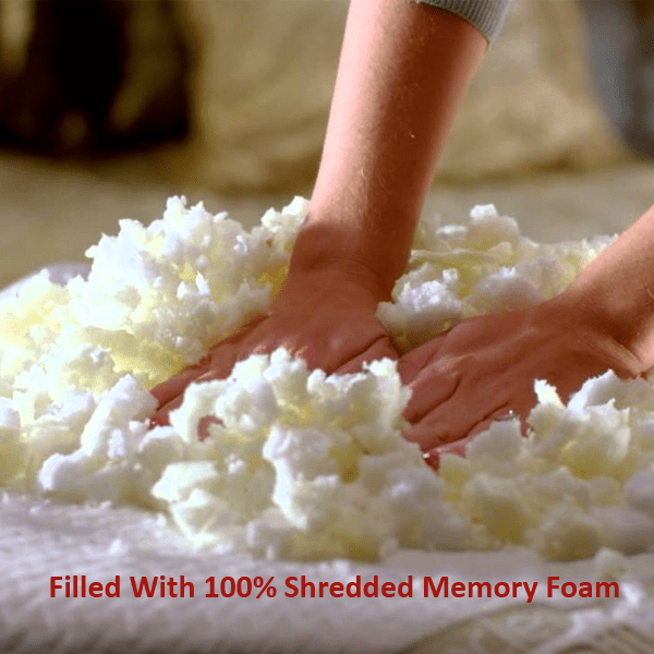 Bamboo Memory Foam Pillow - FREE SHIPPING For A Limited Time Only!