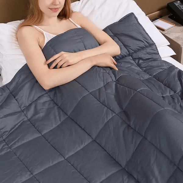 12 Pounds Anti-Anxiety Weighted Blanket