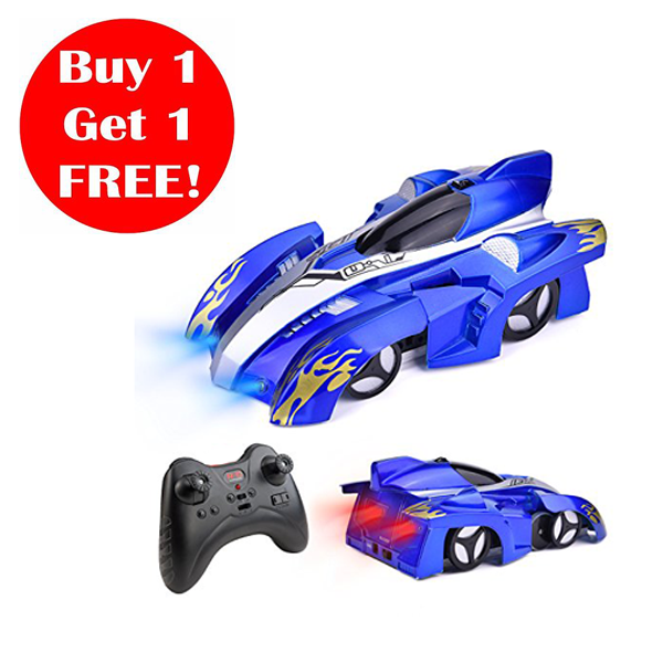 VIP Special Price - Buy 1 Get 1 Free Remote Control Wall Climbing Car