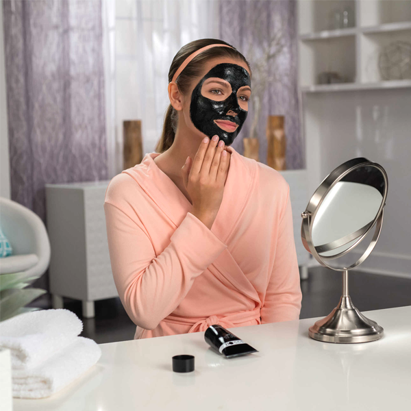 Clarifying Facial Peel Off Activated Charcoal Mask