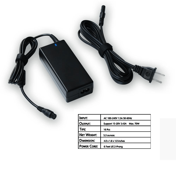 ONN Universal Laptop Charger