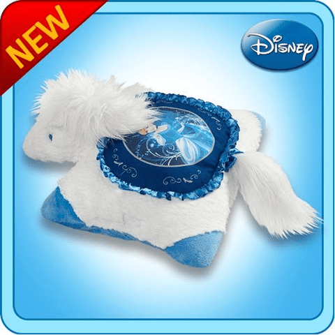 Disney Cinderella's Horse Pet Pillow - Buy 1 Get 1 Free!