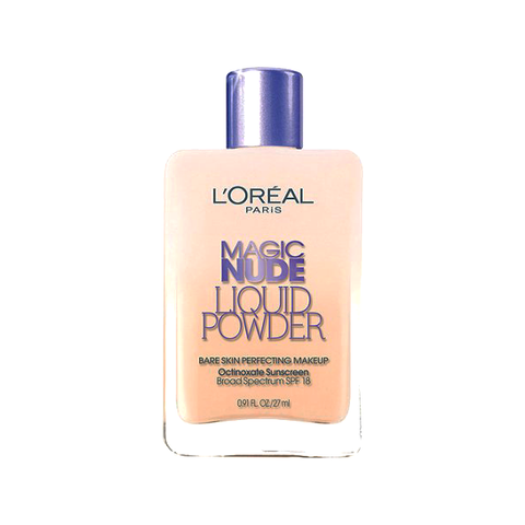 Cosmetics - L'Oreal Paris Magic Nude Liquid Powder Bare Skin Perfecting Makeup