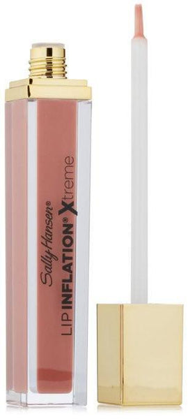 Cosmetics - Sally Hansen Lip Inflation, Extreme Sheer Bare, 0.22 Ounce