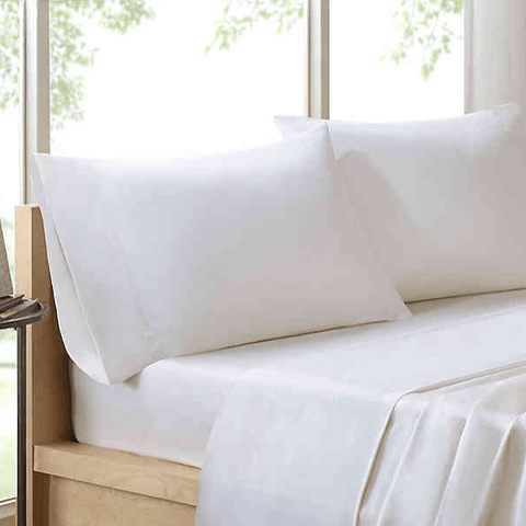 100% Mercerized Cotton Sateen Sheet Sets