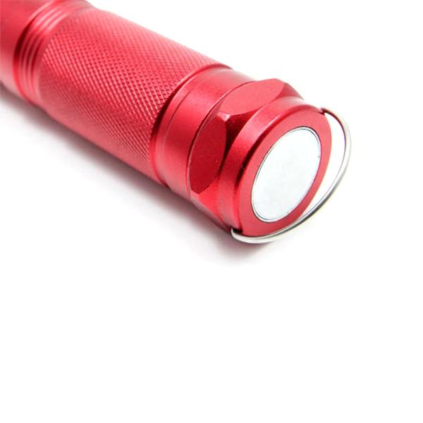 Electronics - 35-LED Aluminum Alloy Multi-Purpose Flashlight With SOS Mode, Built-In Magnet And Hook