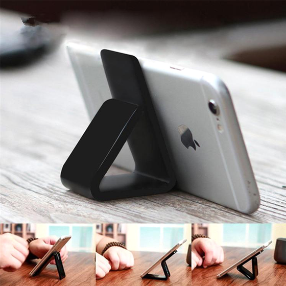 Universal Cellphone Holder With Nano Rubber Body