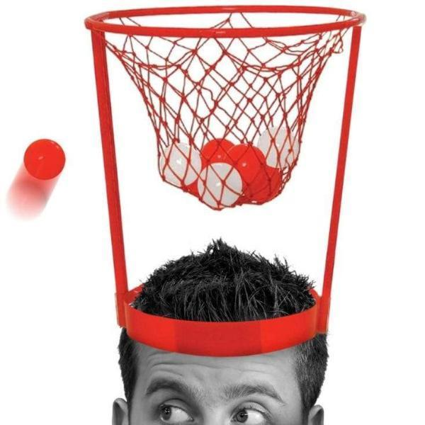 Headband Basketball Hoop Game