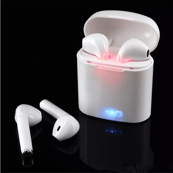 In-Ear Wireless Bluetooth Headphones With Charging Box
