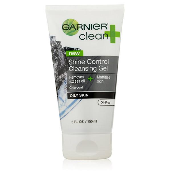 Health And Beauty - Garnier Skin And Hair Care Clean And Shine Control Cleansing Gel For Oily Skin
