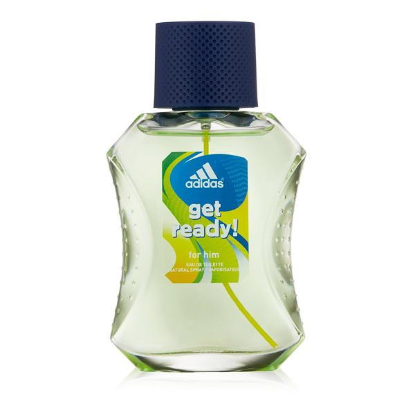 "Health & Beauty - ADIDAS ""Get Ready!"" Eau De Toilette Fragrance For Him"