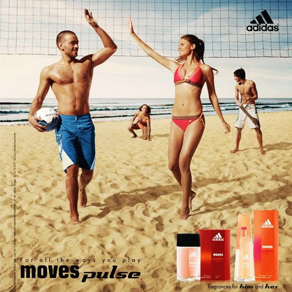 "Health & Beauty - ADIDAS ""Moves Pulse"" Eau De Toilette Fragrance For Him"