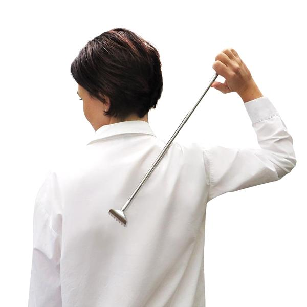 Health & Beauty - Extendable Back Scratcher With Telescopic Handle