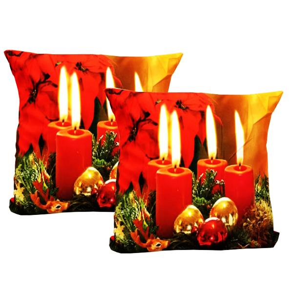"Holiday - ""Ready For Rudolph"" Festive Holiday Decor Toss Cushion"
