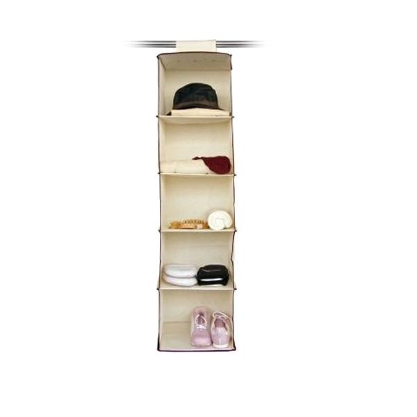 Home - 4-Piece Closet Organizer Set With Clothing Organizer, Shoe Organizer And Blanket Cases