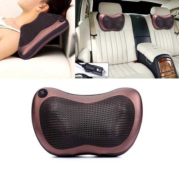 Home - Car & Home Massage Thermotherapy Pillow