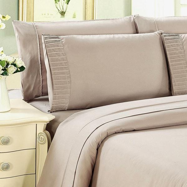 2 Pack: Bamboo Blend Bed Sheet Set