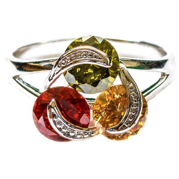 Jewelry - Trinity Spherical Tri-Stone Ring