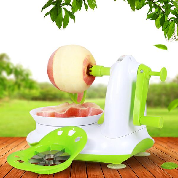 Kitchen - 2-in-1 Fruit & Vegetable Peeler And Core Slicer