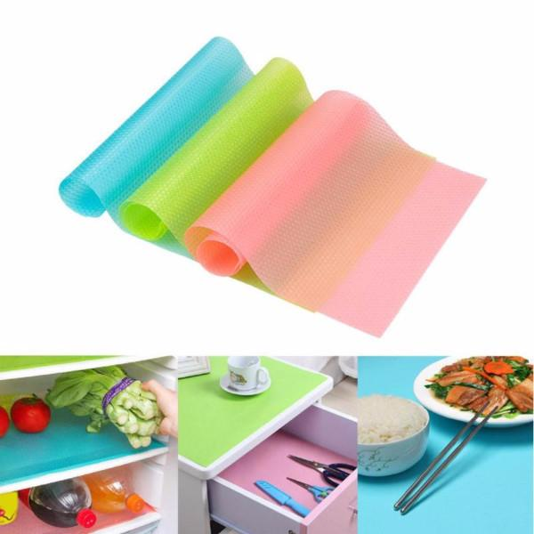 Kitchen - Multipurpose Antibacterial Food Grade Silicone Refrigerator Mats