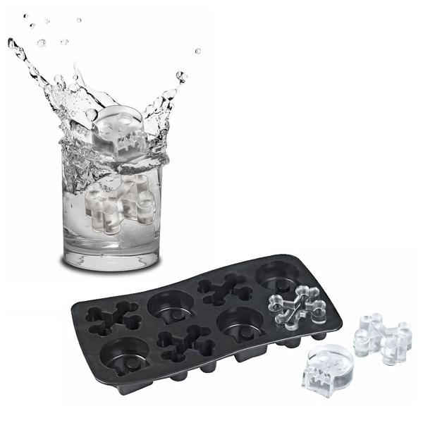 Kitchen - Skull & Bones Chilling Ice Tray