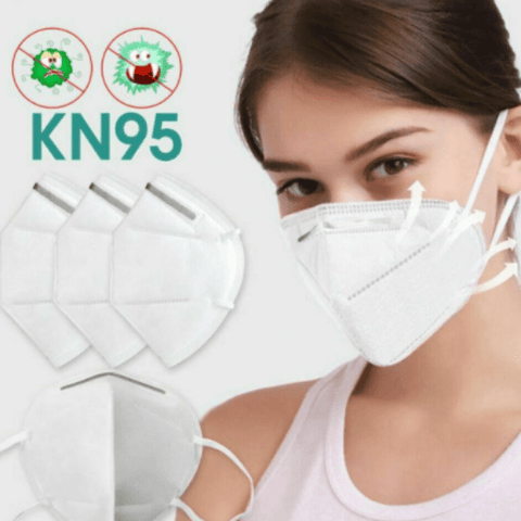 5 Layers KN95 Protective Face Mask (20PCS/BOX)