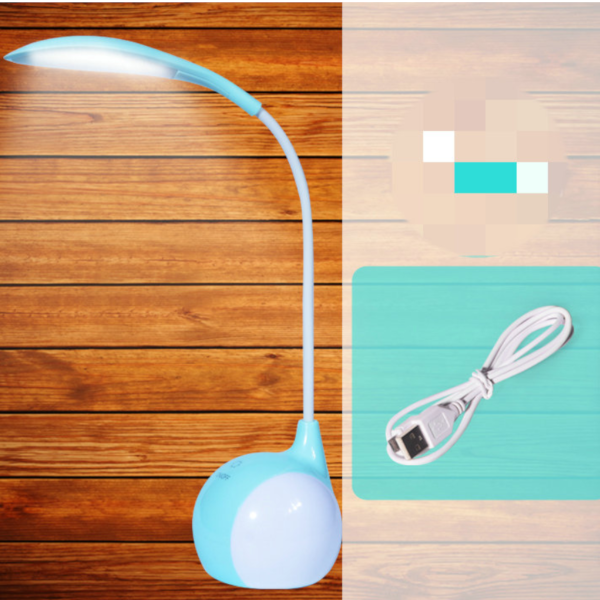 360° Gooseneck Designed Personal Table Lamp