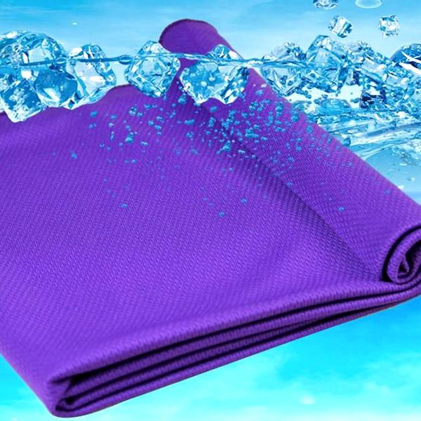 Magic Hyper-Evaporative Ice Cooling Towels - 4 Colours Available!