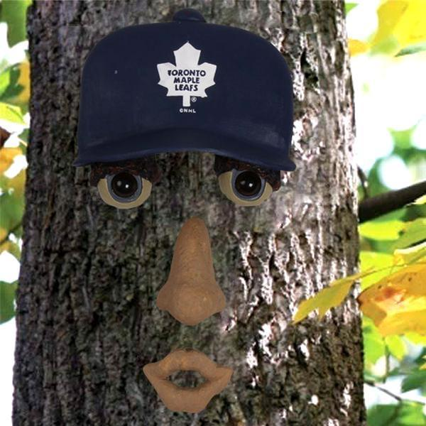 NHL - Toronto Maple Leafs Officially Licensed Resin Tree Face Ornament