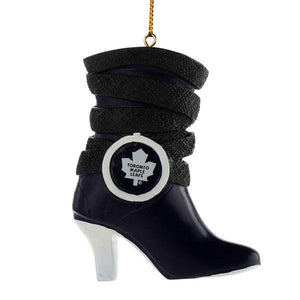 NHL - Toronto Maple Leafs Officially Licensed Team Boot Holiday Ornament