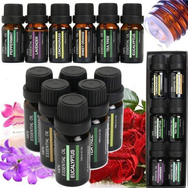 Top 6: 100% Pure Aromatherapy Essential Oils