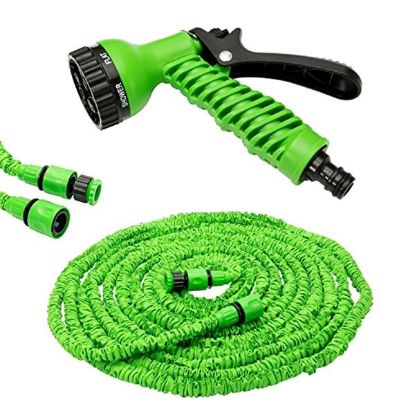 1 or 2 pack 50 ft expandable magic garden hose with nozzle deals club canada Expandable garden hose 100 ft