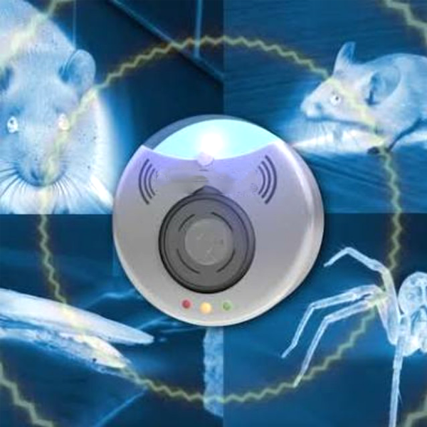 Electromagnetic Pest Repellent