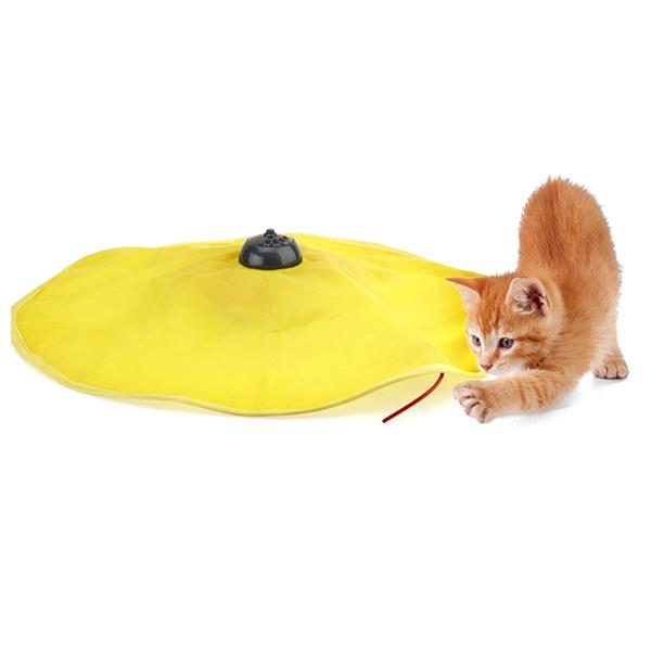 Pets - Cat's Meow: Peek-A-Book Motorized Cat Toy