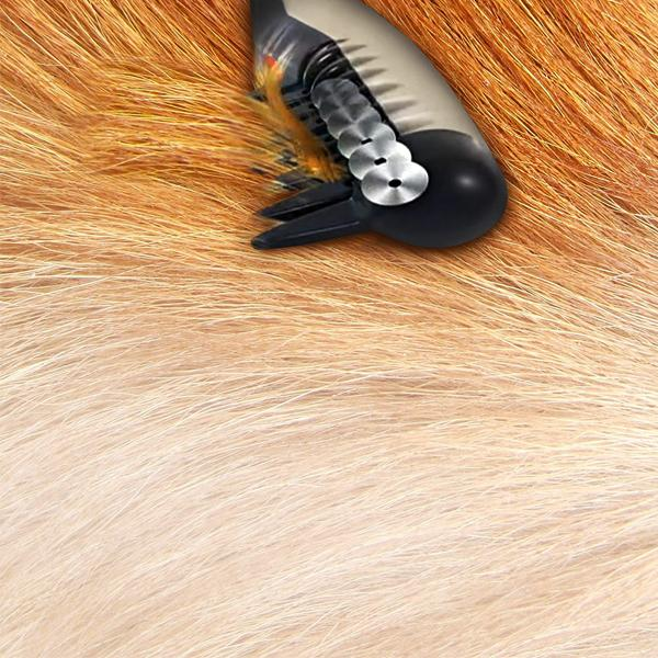 Pets - Knot Out Electric Pet Grooming Comb