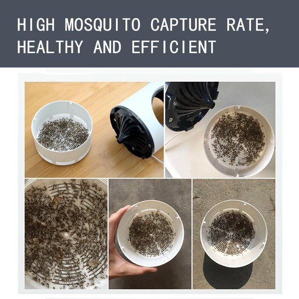 Low-Voltage Ultraviolet Light USB Mosquito Trap