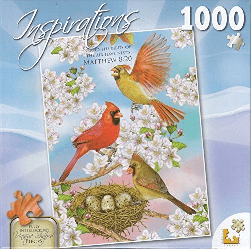 1000 Pieces Inspirational Puzzles