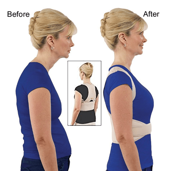 Magnetic Posture Back Support