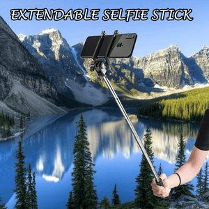 3 Pack Extendable Selfie Stick