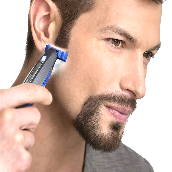 All-In-1 Rechargeable Smart Shaver