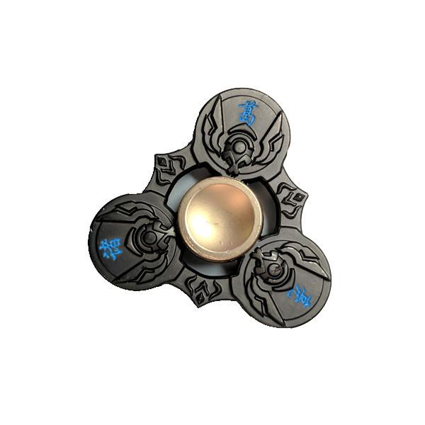 Toys - Ancient Tri-Circle Aluminum Alloy Fidget Toy