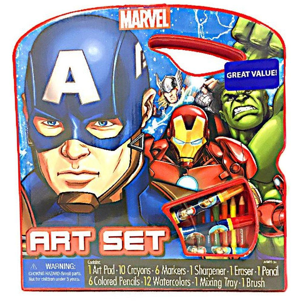 Toys And Games - Avengers Art Set