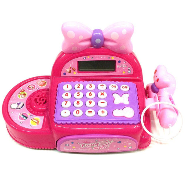 Toys And Games - Toy Cash Register KDL888-7