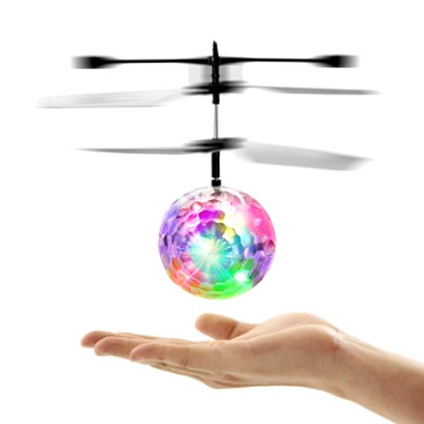 Toys - Flying Intelligent UFO LED Ball With Hand Induction Control