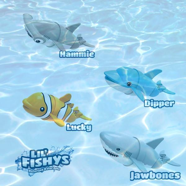 Toys - Lil' Fishys - Motorized Pet Fish Toy