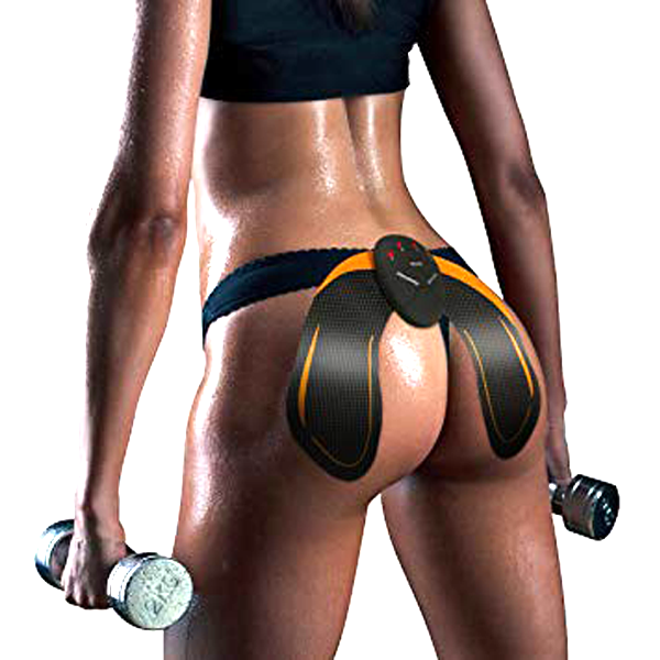 Wireless Hip & Buttocks Stimulator With Remote Control