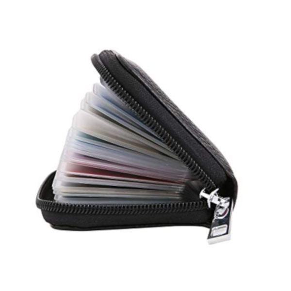 RFID Secured Anti-Theft Wallet