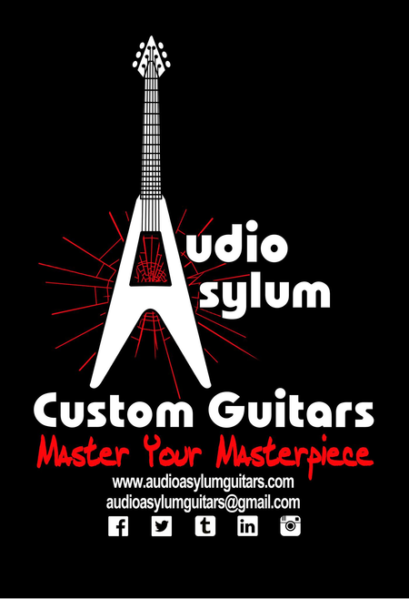 Audio Asylum Custom Guitars