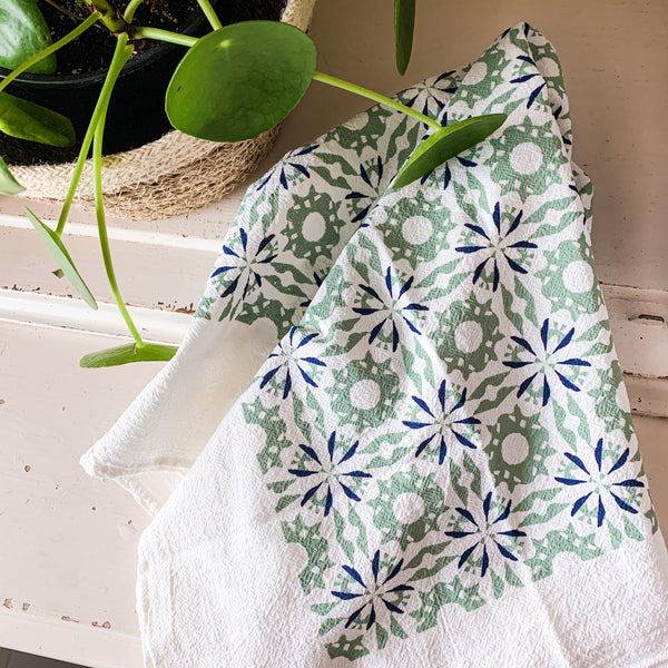 Chicory Towel - Meadow