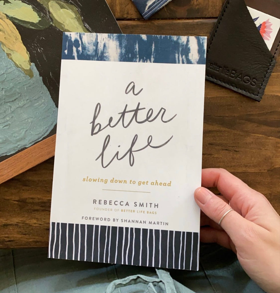 A Better Life - the Book.